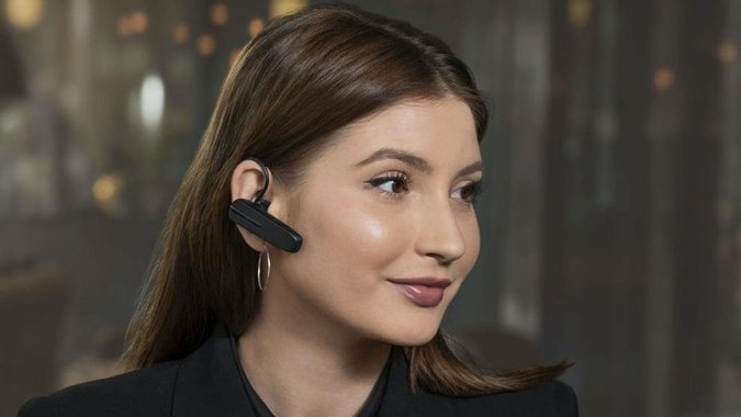 Bluetooth слушалка Jabra Talk 5 безжично хендсфри