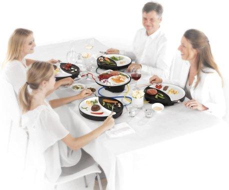 Грил Petra TG 29.00 Dinner 4 All Teppanyaki с 4 броя плочи