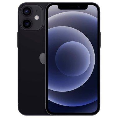 Смартфон Apple iPhone 12 mini 128GB Black mge33 , 128 GB