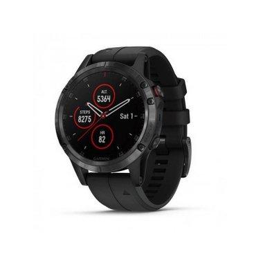 Смарт часовник Garmin Fenix 5 Plus Sapphire Black 010-01988-01