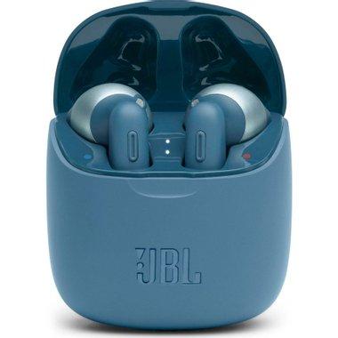 True wireless слушалки JBL T225  БЕЗЖИЧНА ВРЪЗКА, СИН