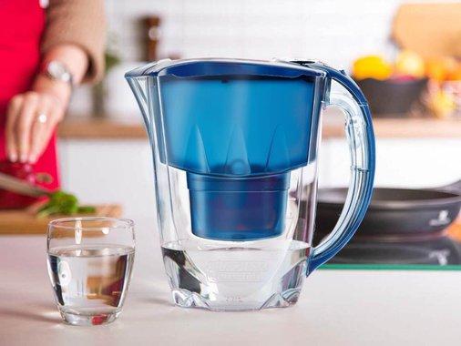 Aquaphor® Кана за филтриране на вода Amethyst
