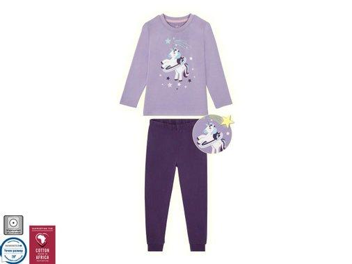 Детска пижама за момичета