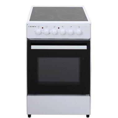Готварска печка на ток Crown CEC-5060V W