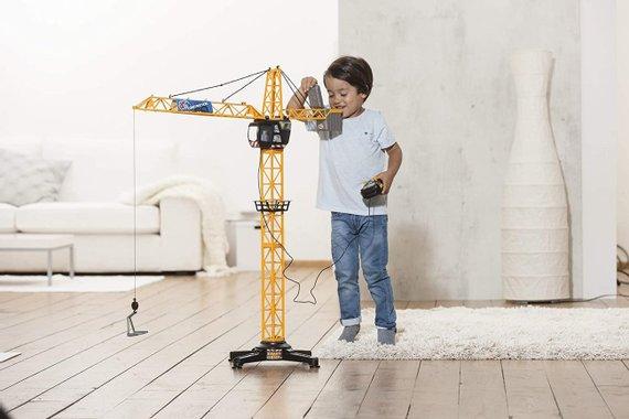 Кран Dickie Toys 203462411 100 см конструктор