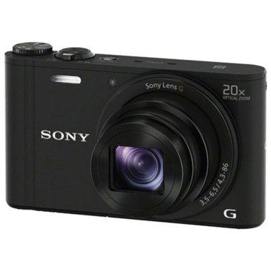 Цифров фотоапарат SONY DSCWX350B  18.0 MPx