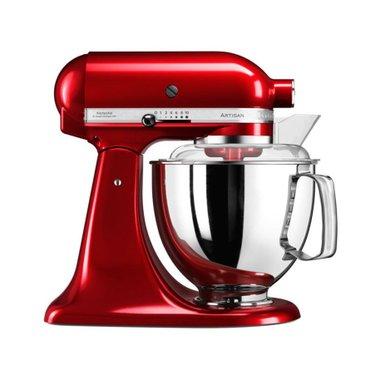 Кухненски робот KITCHENAID 5KSM175PSECA CANDY APPLE