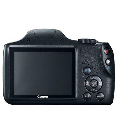Цифров фотоапарат CANON POWERSHOT SX540HS BK  20.3 MPx, ОПТИЧНО ПРИБЛИЖЕНИЕ 50.0, WI-FI
