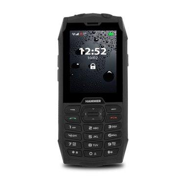 Мобилен телефон GSM MYPHONE HAMMER 4 ЧЕРЕН