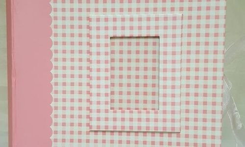 Бебешка кутия за спомени Baby Sammelbox картонена