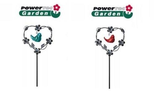 Градинска декорация Powertec Garden метална с кера