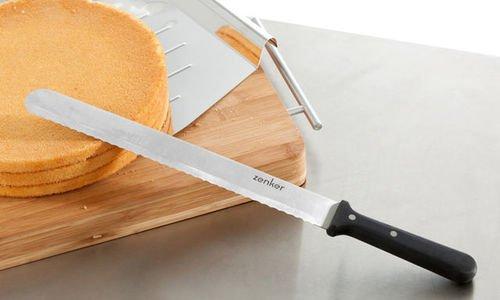 Нож Zenker острие неръждаема стомана 30 см нож за