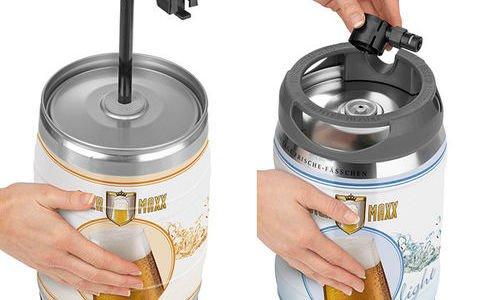 Портативна машина за бира Bier Maxx VE1 65 W бира