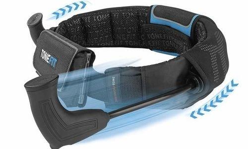 Спортен колан TONEFIT MaxxWorld кростренажор крос