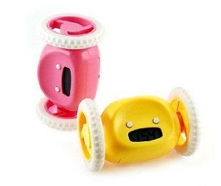Бягащ будилник HappyToy Digital Alarm Clock часовн