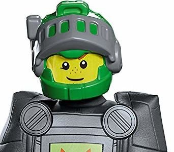 Детска маска Аарон LEGO10458 Nexo KNIGHTS Aaron Не