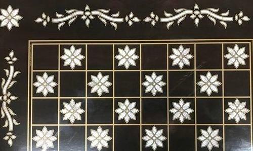 Дървена табла Staroyun 1020371 Настолна игра