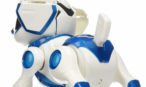 Интерактивно куче робот Tekno Robotic Puppy кученц