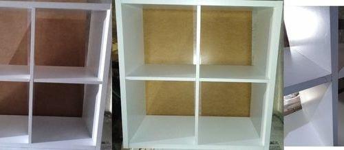 Дървен Шкаф Библиотека с 4 отделения Max-4er Wurte