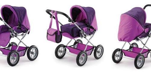 Детска количка за кукла Bayer Design 15012B Combi