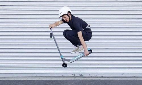 Детска тротинетка за трикове Funbee OFUN59 Stunt S