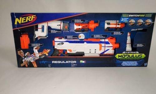 Hasbro Nerf N-Strike Modulus Regulator C1294 бласт