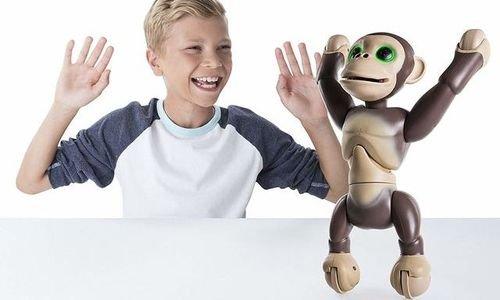 Интерактивна маймуна Zoomer Chimp 6034097 детска и