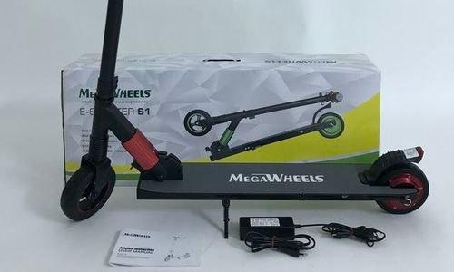 Електрически скутер MegaWheels S1 Scooter 23 км/ч