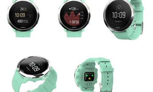 Спортен часовник SUUNTO 3 Fitness Ocean Мултиспорт