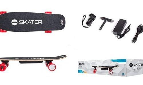 Електрически Скейтборд Quer Landscape ZAB0025 150