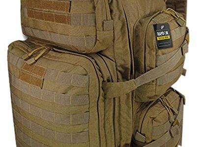 Тактическа раница Rapdom Tactical Rapid 96 Gap T30