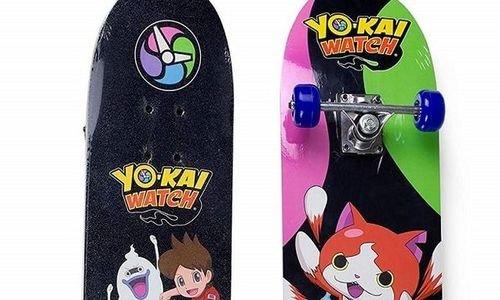 """Детски Скейтборд Yo-kai Watch OYKW009 31"""" ABEC 5 д"""