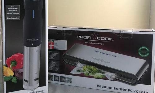 Подвижен уред за Sous Vide Garer ProfiCook PS-SV 1