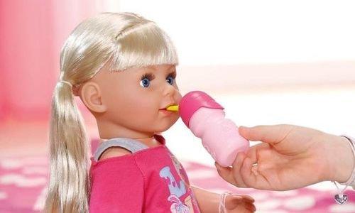 Интерактивна кукла Zapf Creation 820704 Baby Born
