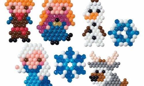 Детска мозайка Aquabeads 79768 Замръзналото кралст