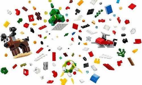 Конструктор Коледна забава Lego 40253 24в1 играчка