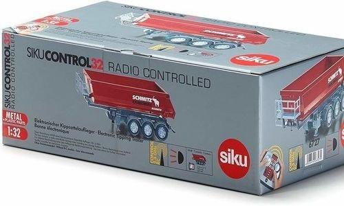 Радиоуправляемо ремарке Siku 6727 Schmitz-Cargobul