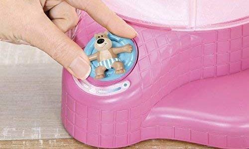 Baby Born душ кабина за кукла Zapf Creation 823583