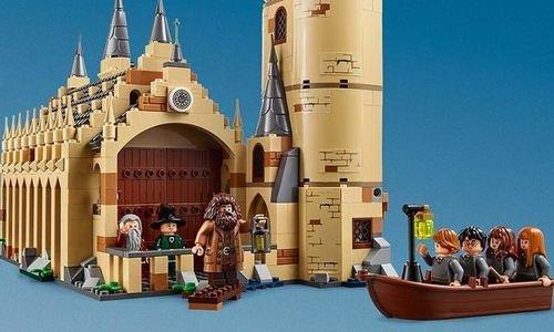 Конструктор LEGO 75954 Harry Potter Hogwarts Great