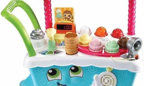 Детска количка за сладолед Vtech 600705 детски пав