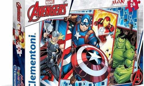 Пъзел Clementoni Marvel Avengers 2449 Отмъстителит