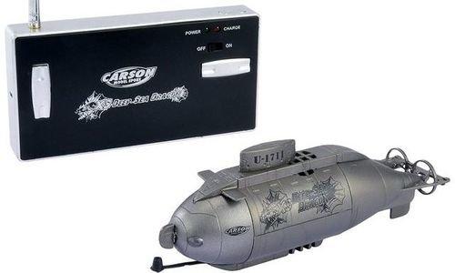 Mалка радиоуправляема подводница Carson XS Deep Se
