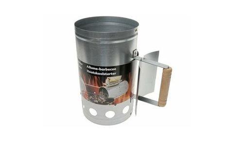 Съд за разпалване на дървени въглища BBQ Starter с