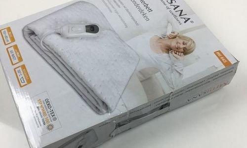 Електрическо одеяло Medisana HU 665 Единично загря