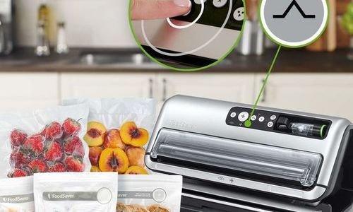 Машина за вакуумиране FoodSaver FFS006X уред за ва