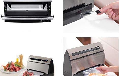 Машина за вакуумиране FoodSaver V3840 Уред за ваку
