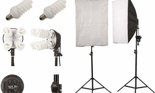 Професионално Осветление за фото студио BPS CA9059