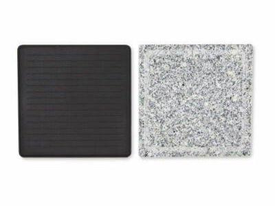 Eлектрическа скара Ambiano 97049 ел раклет грил незалепващо покритие каменнa плочa
