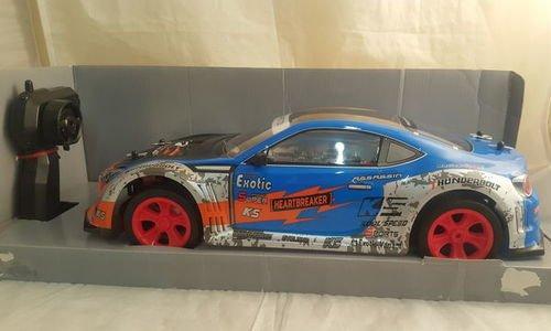 Детска радиоуправляема кола Grandex 1:10 Car KS 2.