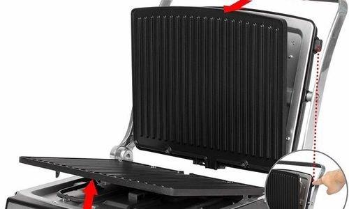 Професионална електрическа скара ProfiCook PC-KG 1